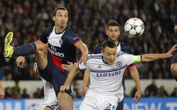 paris saint germain vs chelsea promises soccer bulge 2015 images