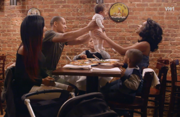 peter gunz baby time on love hip hop new york 2015