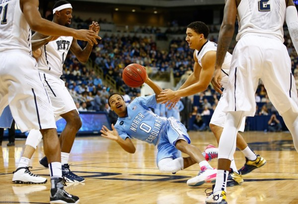 pittsburgh beats north carolina college basketball 2015 images