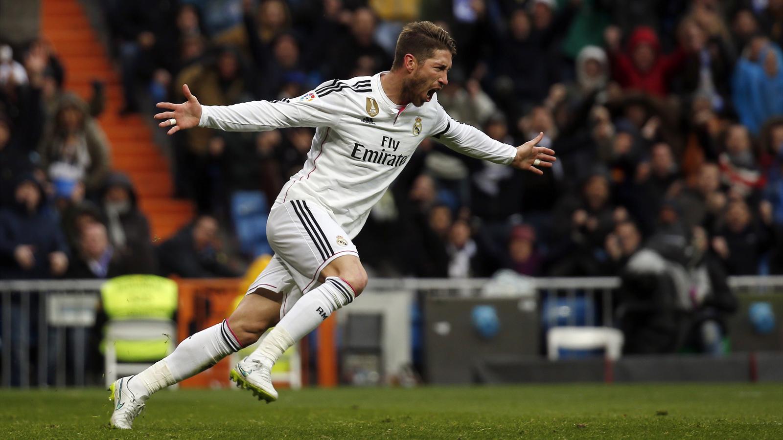 Sergio Ramos Soccer Real Madrid Stadium Soccer Pitches