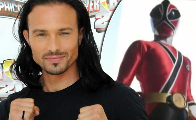 Power Rangers Ricardo Medina Jr Arrested For Deadly Sword Action