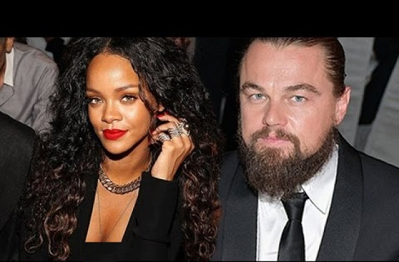 rihanna spending weekends with leonardo dicaprio 2015
