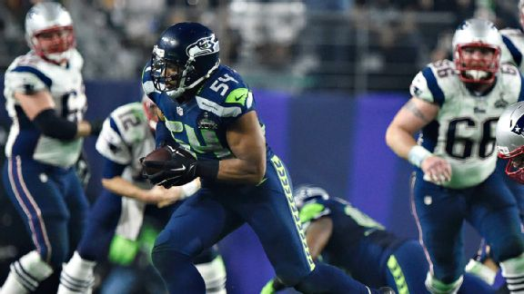 seahawks bobby wagner intercepts tom brady patriots super bowl xlix