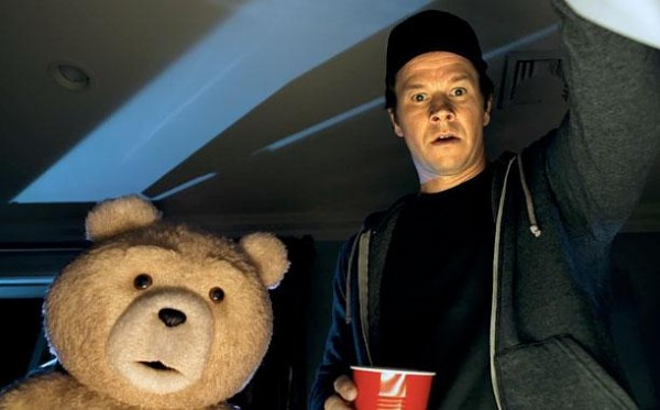 ted 2 mark wahlberg blown away bare by tom brady manhood back with ted2015
