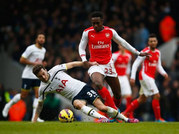tottenham vs arsenal spurs soccer premier leagues 2015 images