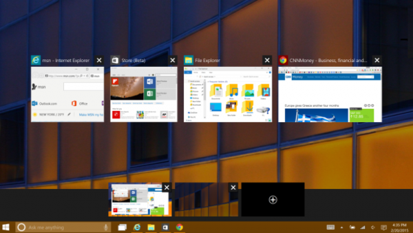 windows 10 app chooser 2015