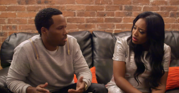 yandy smith fights with mendeecees harris about assitstant love hip hop new york 2015