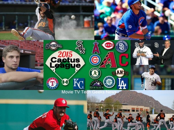 2015 cactus league week 2 review images