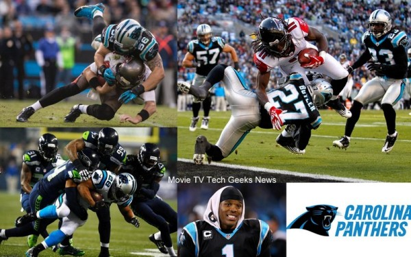 Carolina Panthers Season Recap 2015 Images Cam Newton