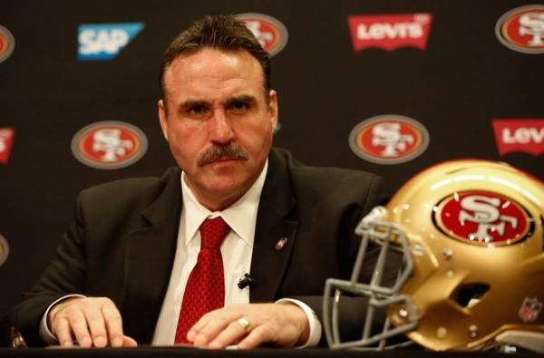 Jim Tomsula new head coach of san francisco 49ers disaster nfl 2015