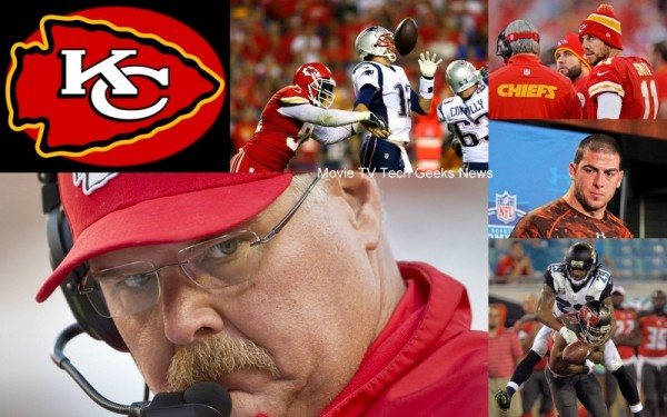 Kansas City Chiefs Season Recap Images 2015