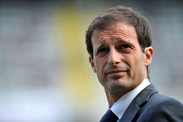 massimiliano allegri juventus frustrated serie a 2015