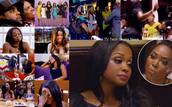 RHOA Ep 15 Season 7 Whoreocracy & Phaedras Chocolate Lust
