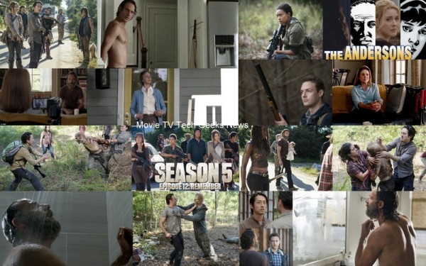 The walking dead recap remember fresh faced rick 2015