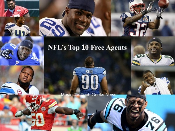 Top 10 Free Agents for the 2015 NFL Offseason