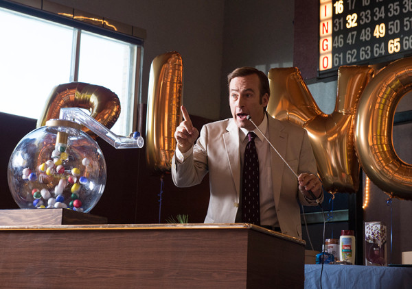 better call saul 107 jimmy calling bingo for old folks 2015