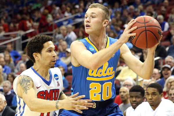bryce alford leads ucla to beat smu march madness 2015