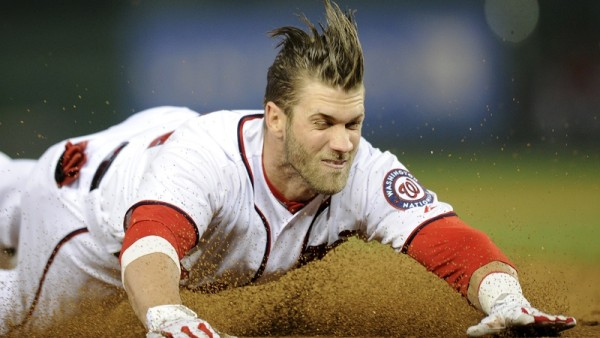 bryce harper most overrated national league baseball players 2015