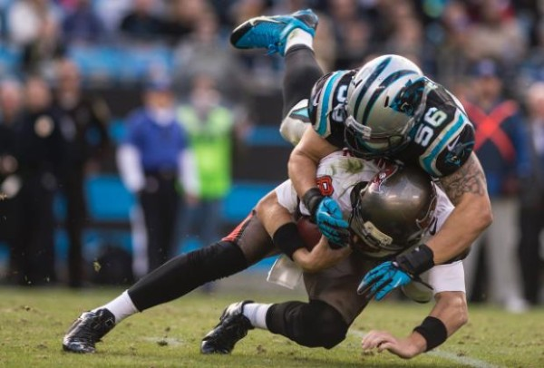carolina panthers eat up buccaneers nfl 2015
