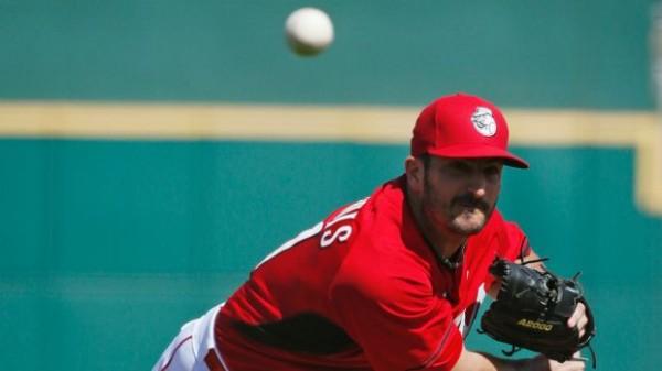 jason marquis hot pitcher for cincinnati reds 2015