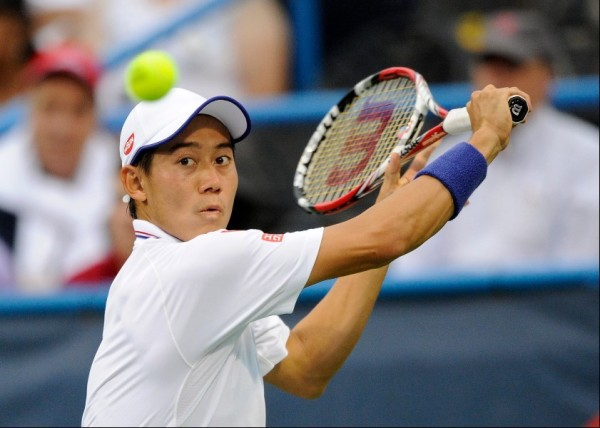 kei nishikori hot for 2015 miami open masters
