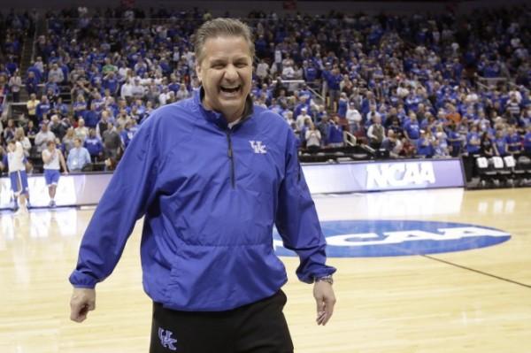 Kentucky Basketball Coach John Calipari Previews 2016 17: Kentucky Head Coach John Calipari Working Towards NBA