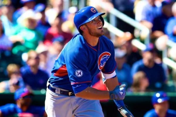 kris bryant top man fro chicago cubs third base 2015
