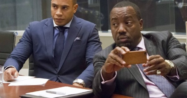 malik yoba fired from empire for drug use 2015 gossip