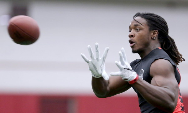 melvin gordon first round nfl talents 2015