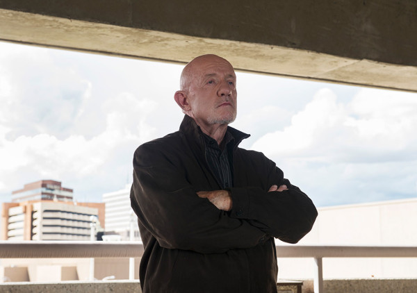 mike banks toughing it for better call saul rico 2015 images