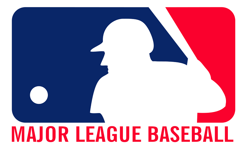 Major League Movie Baseball Logo Major League Baseball