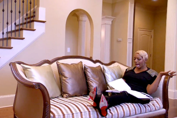nene leakes being bitchy on real housewives of atlanta 2015