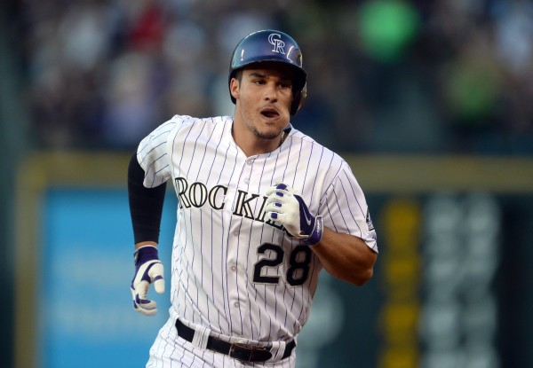 nolan arenado hot pick colorado rockies mlb 2015
