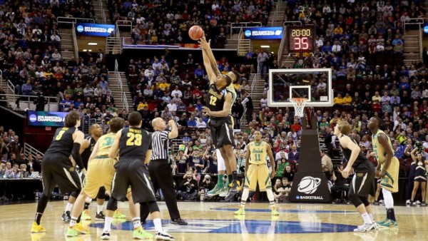 notre dame zach auguste brings win against wichita state 2015 ncaa
