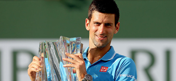 novak djokovic beats roger federer for indian wells title 2015