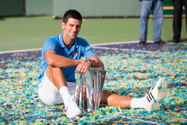 novak djokovic ready to take on 2015 miami masters tennis