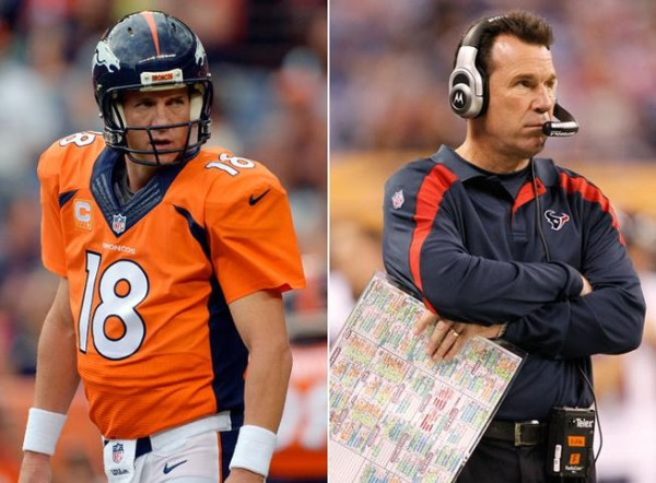 peyton manning gearing up for coach gary kubiak nfl denver broncos 2015