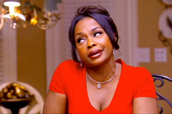 phaedra being bitchy on rhoa 2015