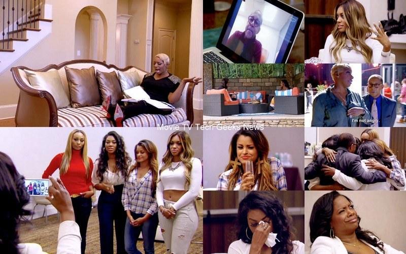 rhoa ep 17 season 7 therapy without nene leakes proves