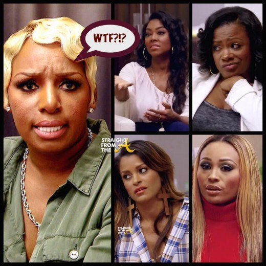 real housewives of atlanta most annoying celebrities 2015