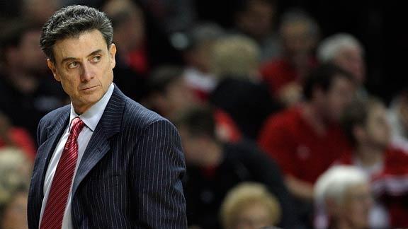 rick pitino ncaa best coach 2015