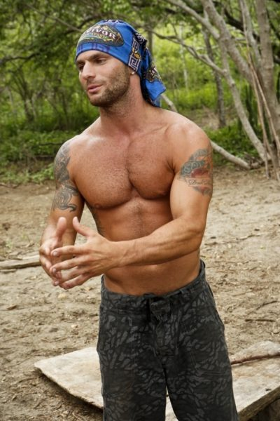 rodney bugle being sexist on survivor recap 2015 images
