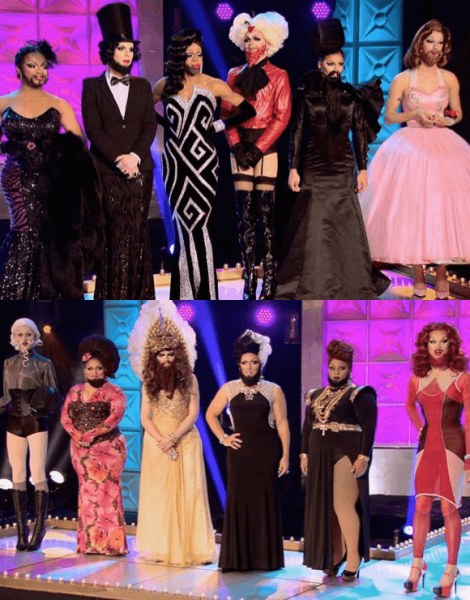 rupauls drag race bearded runway season 7 2015