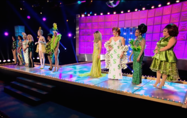 rupauls drag race spoof runway 2015