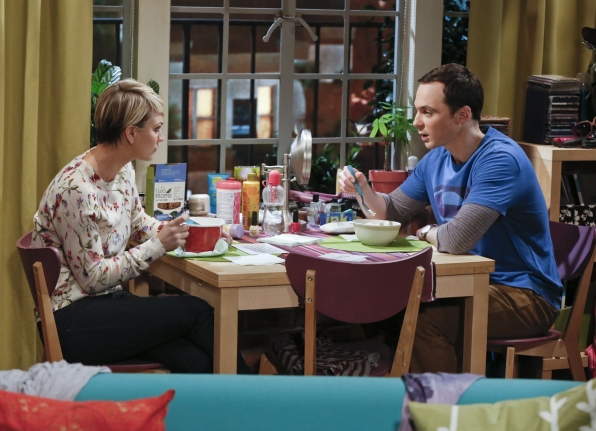 sheldon with penny big bang theory working intimacy experiement 2015