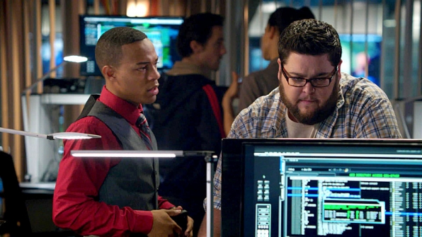 soldja boy on csi cyber 2015 crash recap