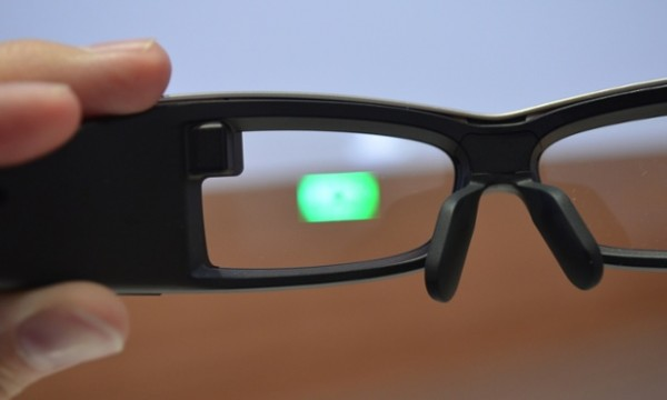 sony smart eye glass images 2015