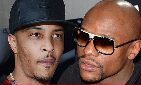 tameka tiny cottle not going to floyd mayweather fight because of ti 2015 gossip
