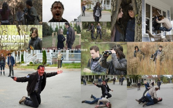 the walking dead 515 try recap images 2015 rick grimey
