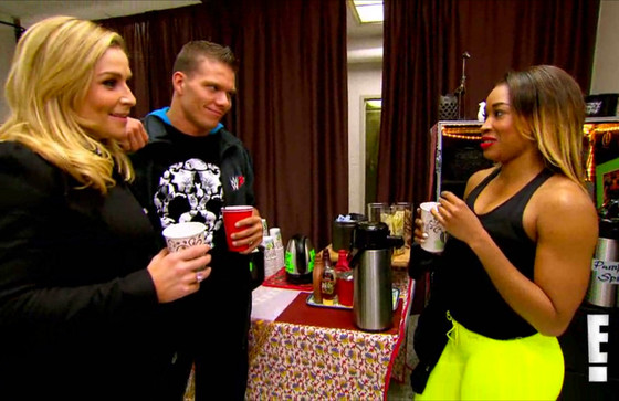tj wilson keeps getting nattie made on total divas 2015